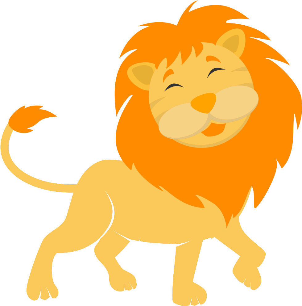 979x991 Hd Sad Clipart Lion