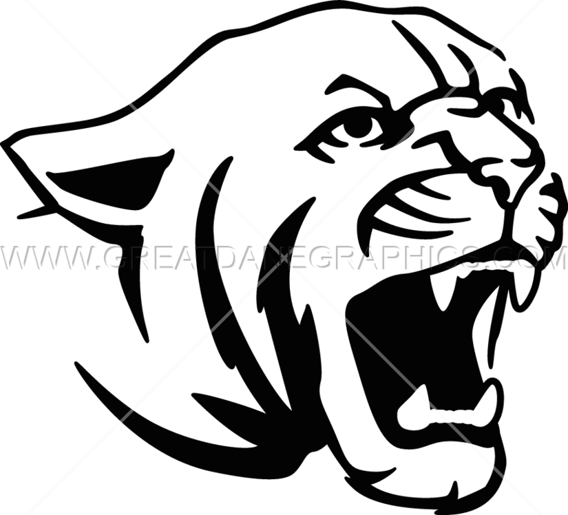 825x748 Cliparts For Free Download Cougar Clipart Drawing And Use