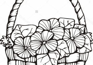 300x210 Photo Of Flower Basket And How To Draw Flower Basket Drawing