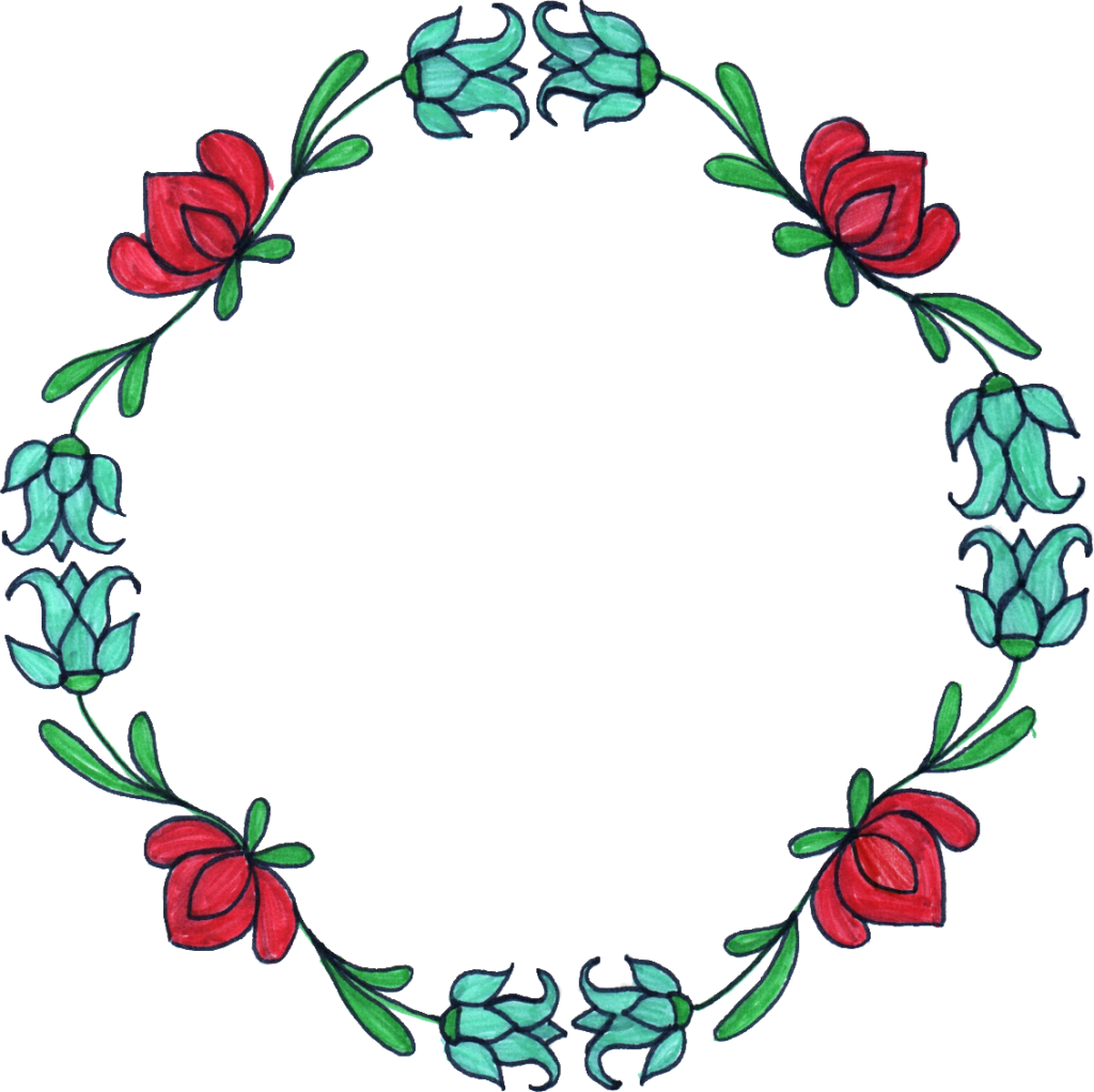 1024x1022 Collection Of Free Drawing Frame Flower Border Download On Ui Ex