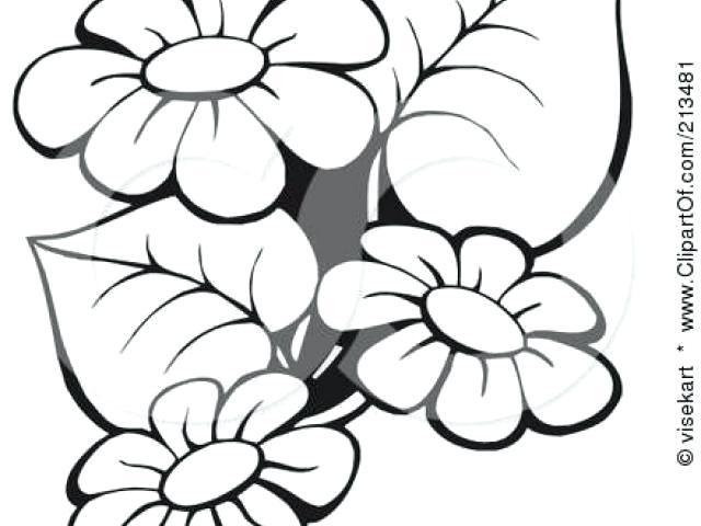 640x480 pretty flower clipart image pretty heart flower clipart