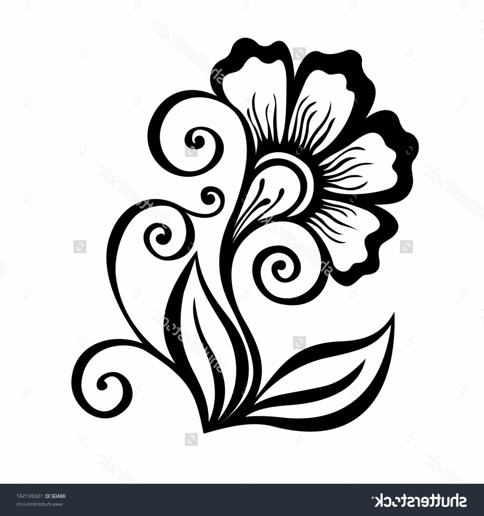 960x1024 Simple Pencil Drawings Of Flowers And Pencil Drawing Flower Design