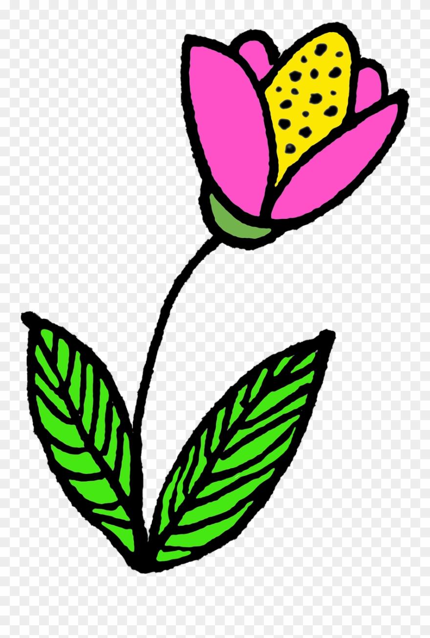 880x1306 Drawing Flower Nosegay
