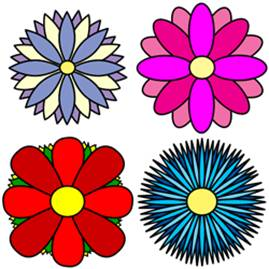 269x269 How To Draw Flowers Drawing Tutorials Drawing How To Draw