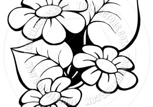300x210 Cartoon Drawing Flowers Great Hawaiian Flowers Cartoon Inspiring