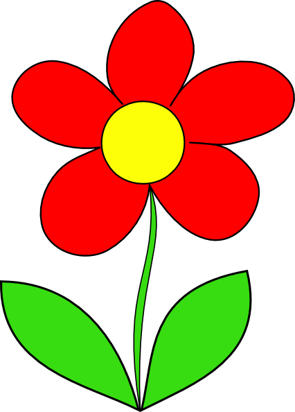 Flower Drawing Drawing