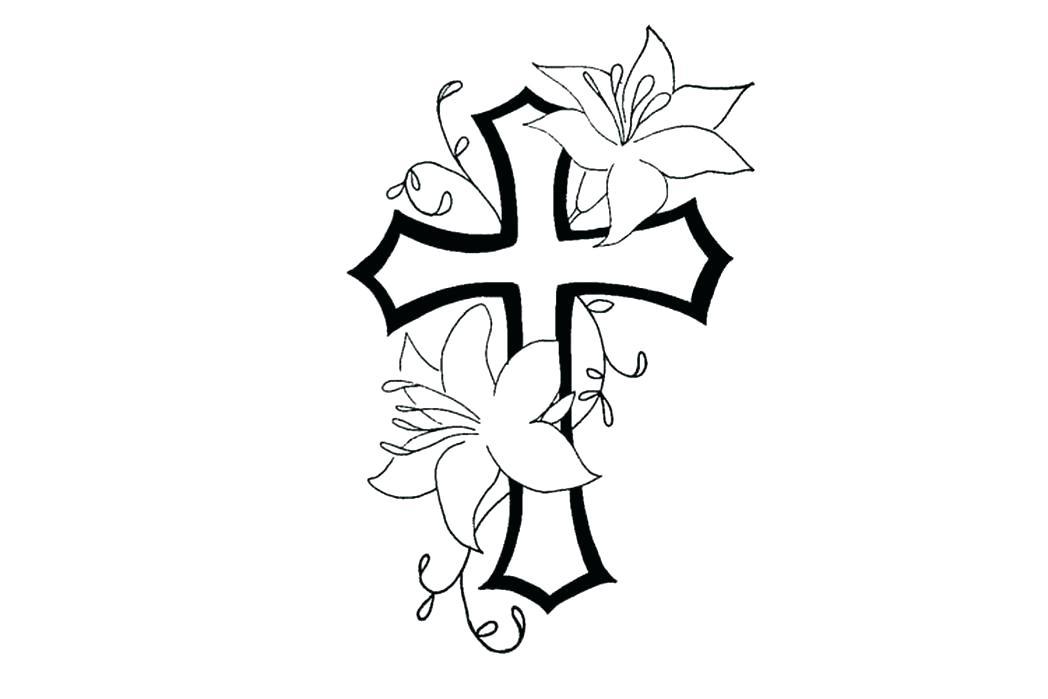 1048x699 Drawn Flower Tumblr Plant Drawings A Sprig Of Lavender