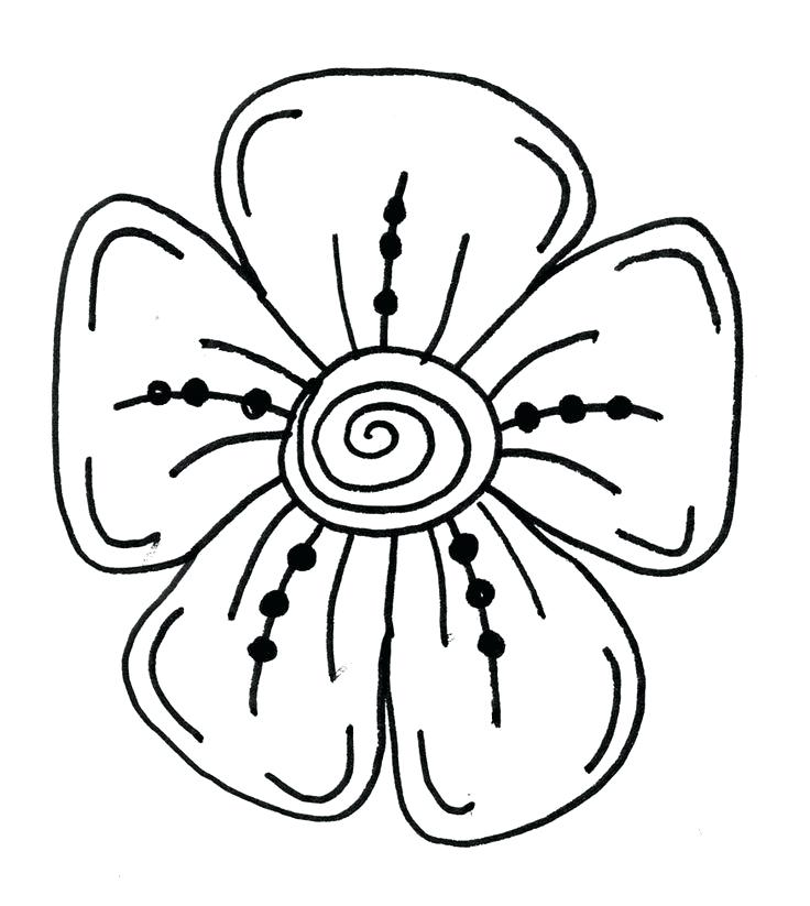 736x823 Line Drawings Of Makers And Shakers How To Draw Doodle Flowers