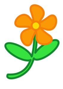 211x300 Free Vector Flower Line Drawing