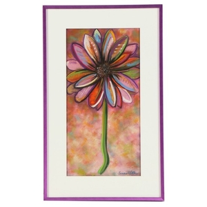 300x300 Susan Willis Pastel Drawing Of Flower Lot Art