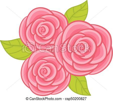 450x406 vector pastel roses vector pastel roses roses vector illustration