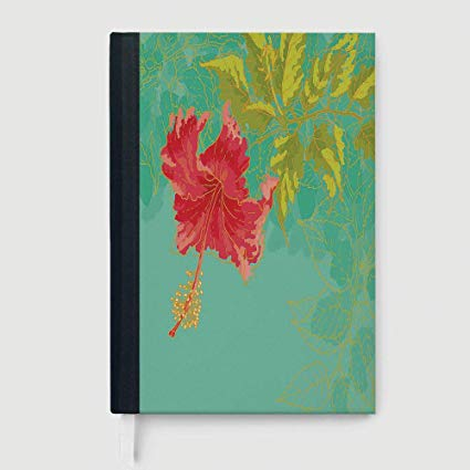 425x425 Watercolor Flower, Notepad Student Award Gift