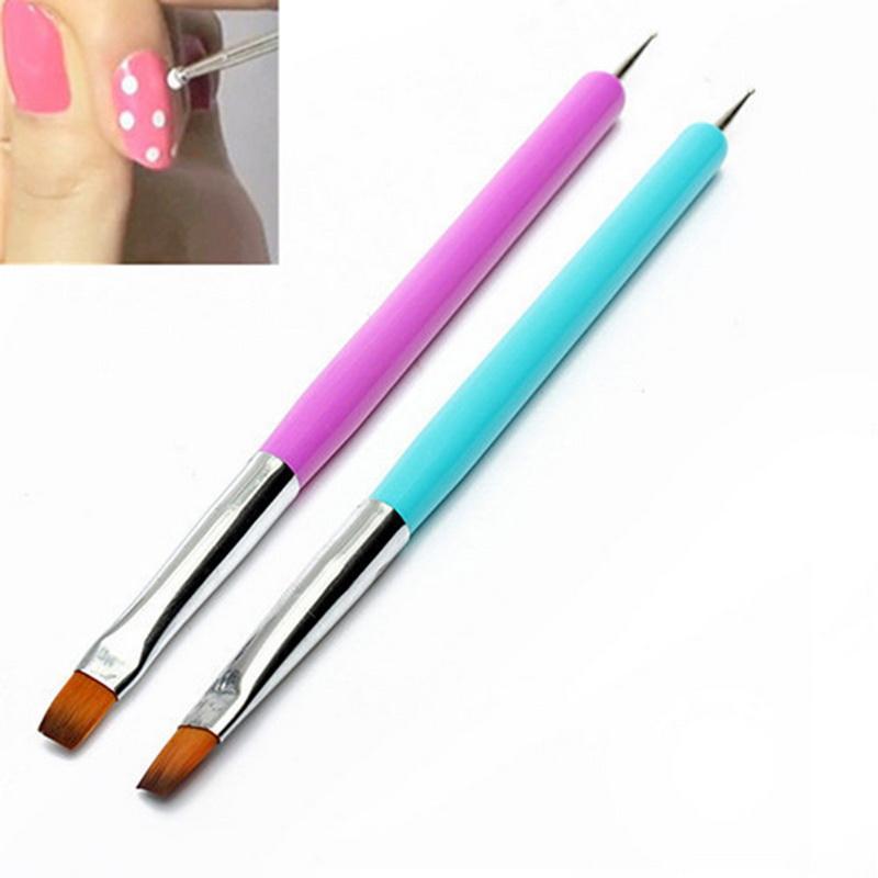 800x800 Nail Art Manicure Tools Lat Point Drill Dot Uv Gel Nail Polish