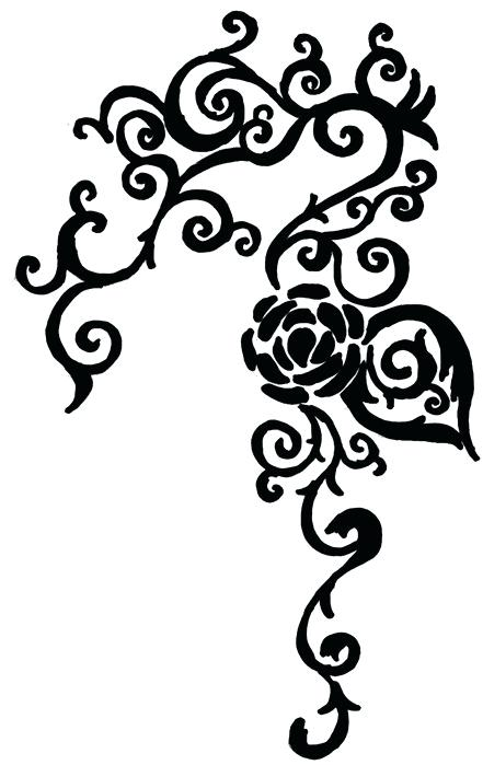 441x699 rose vines drawings rose vines tattoos architecture synonym