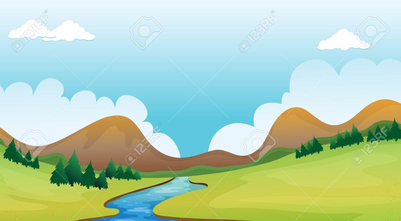 1300x718 riverbank landscape clip art pictures and ideas on pro landscape