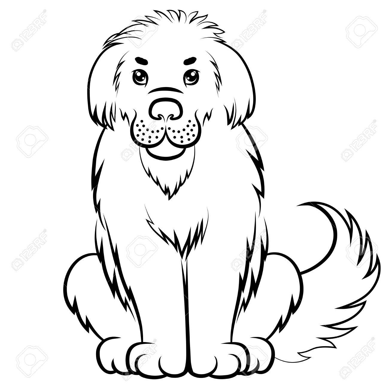 1300x1300 collection of free furry clipart shaggy dog download on ui ex
