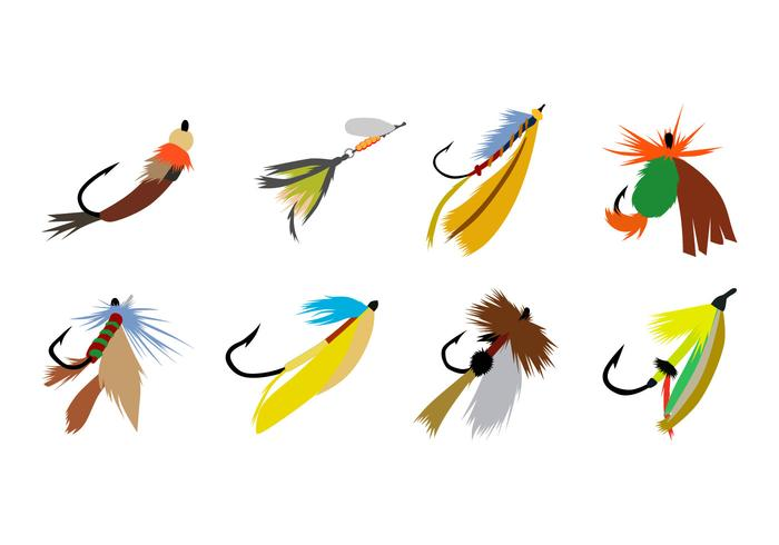 700x490 Fly Fishing Free Vector Art