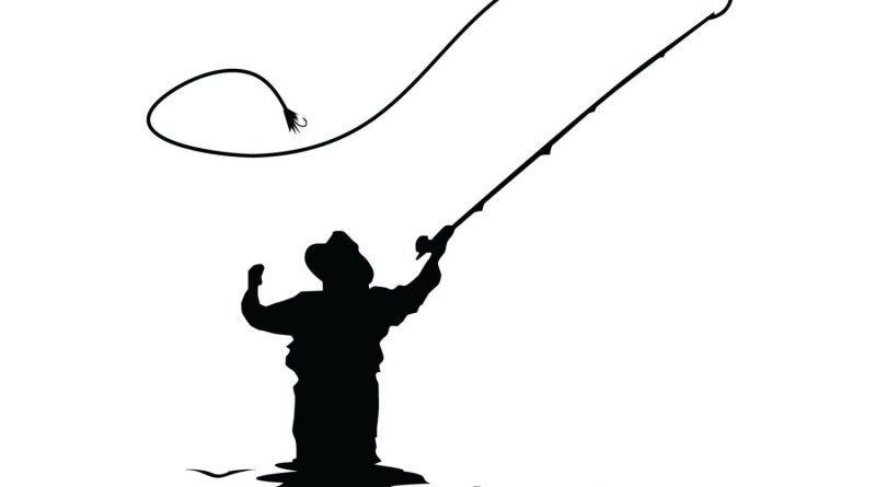 800x445 Fly Fishing Clipart