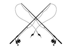 300x200 Fly Fishing Pole Clipart Clipart Portal
