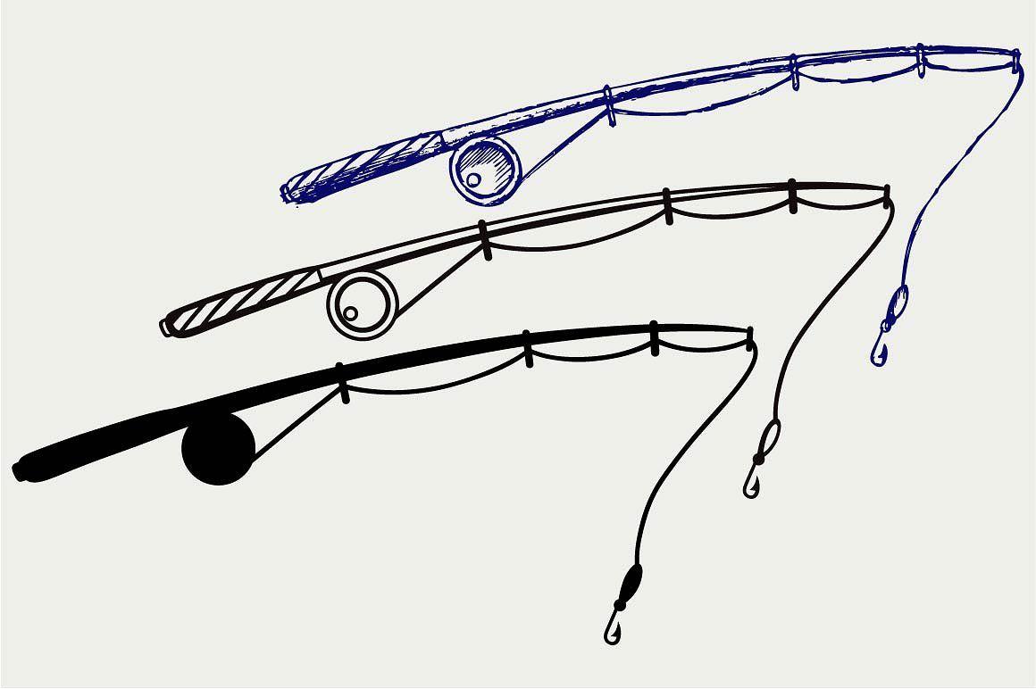 1160x772 Fishing Rod
