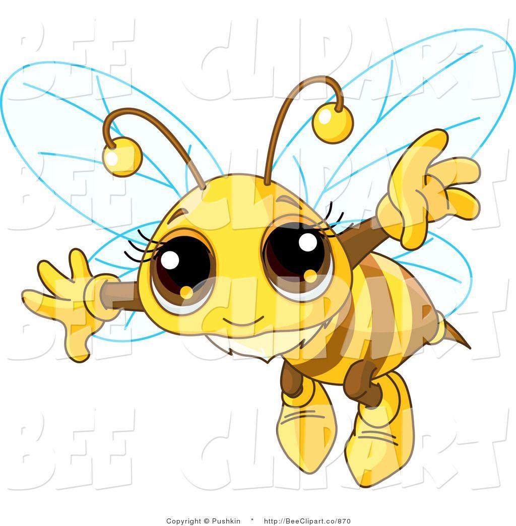 1024x1044 Bee Hive Clip Art Art Of An Adorable Bee Flying Bee Clip Art
