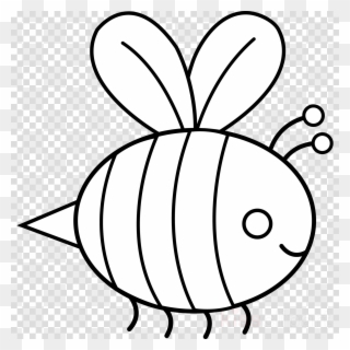 320x320 Bumble Bee Outline Clipart Bee Drawing Clip Art