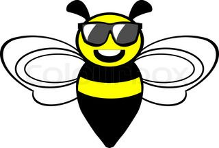 320x216 flying bee on green background bee icon,bee drawing,bee outline