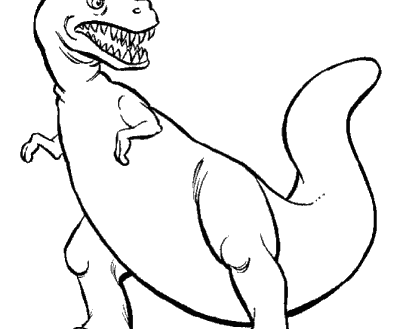 400x329 Fashionable Coloring Pictures Dinosaurs Free Pages Of Dinosaur