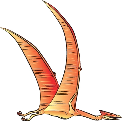 400x396 How To Draw Quetzalcoatlus In Steps Howstuffworks