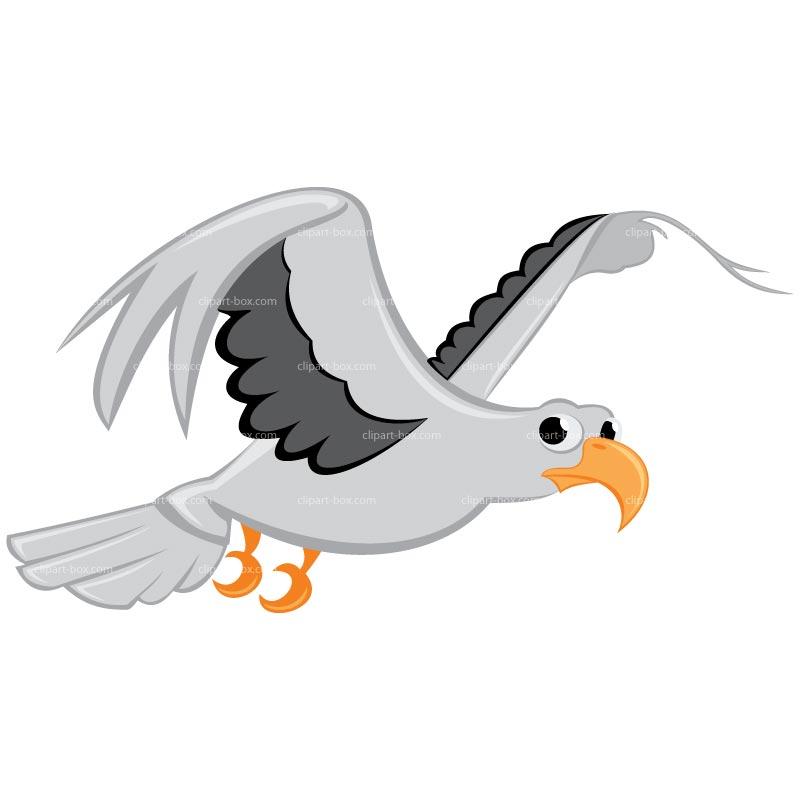 800x800 Flying Seagulls Clipartbarn