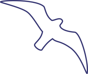 298x249 Seagull Outline Line Drawing Clip Art Free Printables Outline