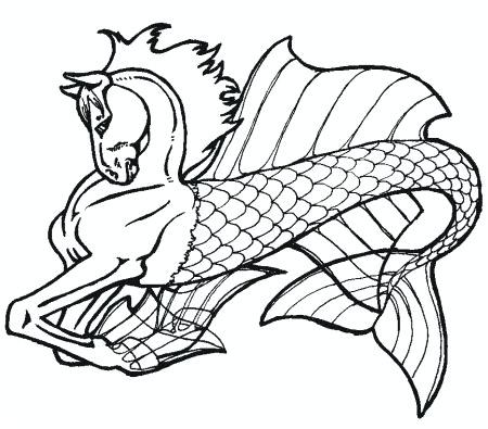 450x395 Flying Unicorn Coloring Pages Unicorn