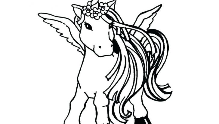 728x413 Images Of Coloring Pages Unicorns Cute Unicorn Baby Exciting Books