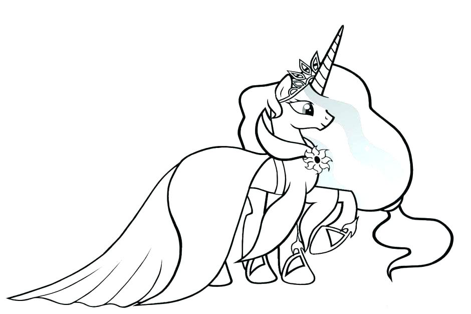 940x626 The Last Unicorn Coloring Pages Lovely Unicorn Drawing At The Last