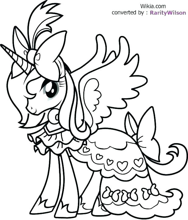 618x721 Free Pictures Of Unicorns To Color Unicorn Color Pages Flying