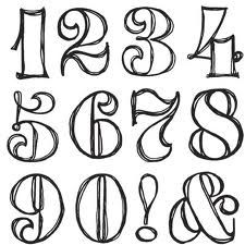 225x225 best cool fonts to draw images letter fonts, fonts, hand lettering