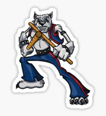 210x230 Fu Dog Drawing Stickers Redbubble