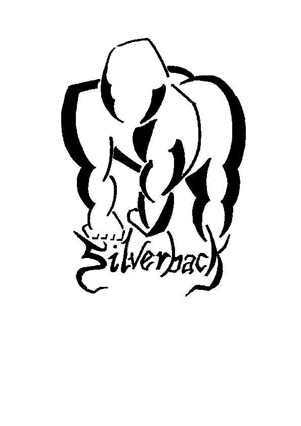595x842 Food Chain Silverback Gorilla Tattoo Pictures Volunteer