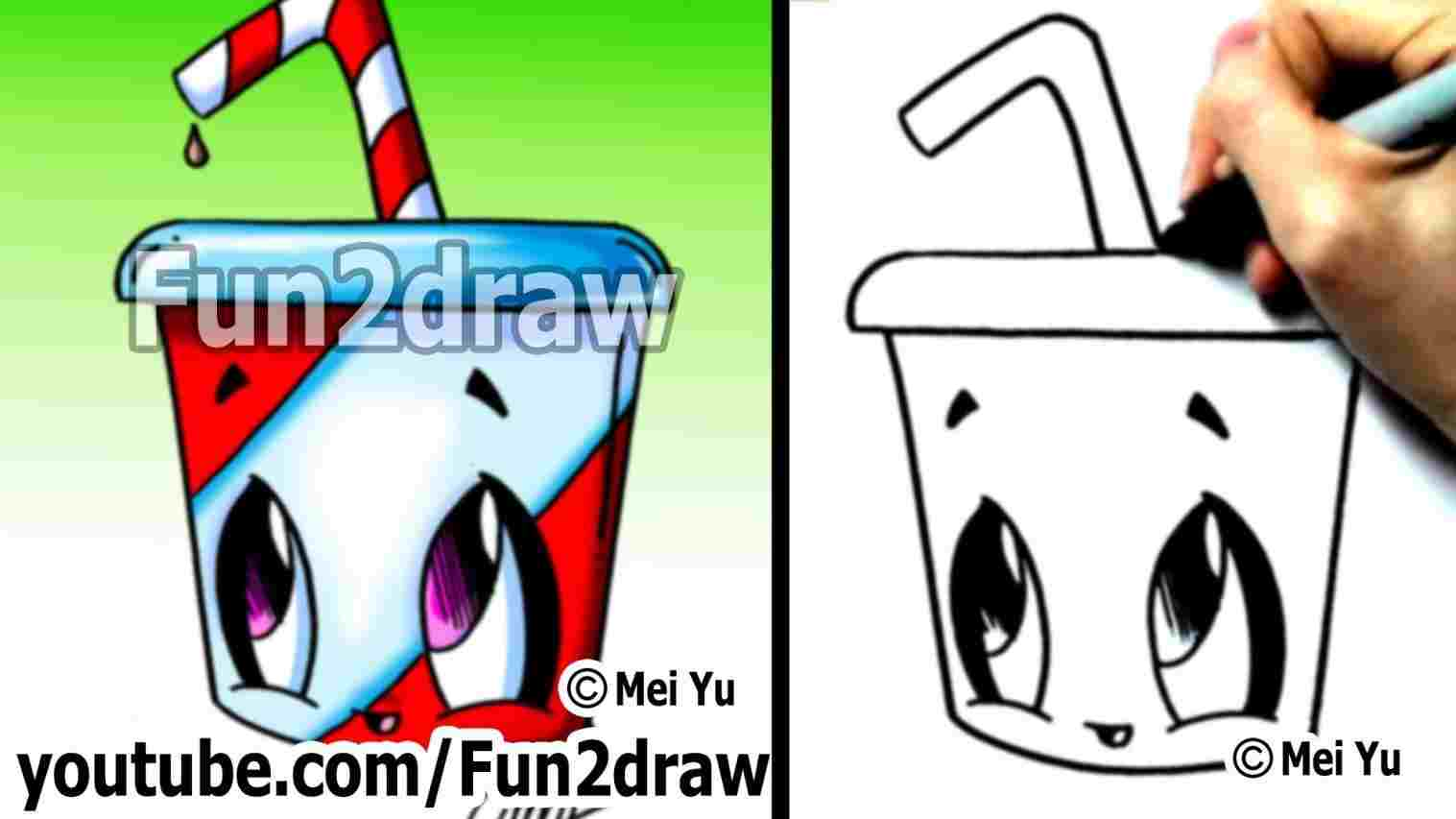 1517x853 Kawaii Ice Cream Cone With Face On It Easy Step Rhcom