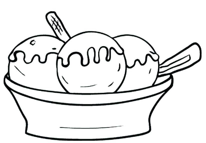 825x576 Coloring Pages Of Food