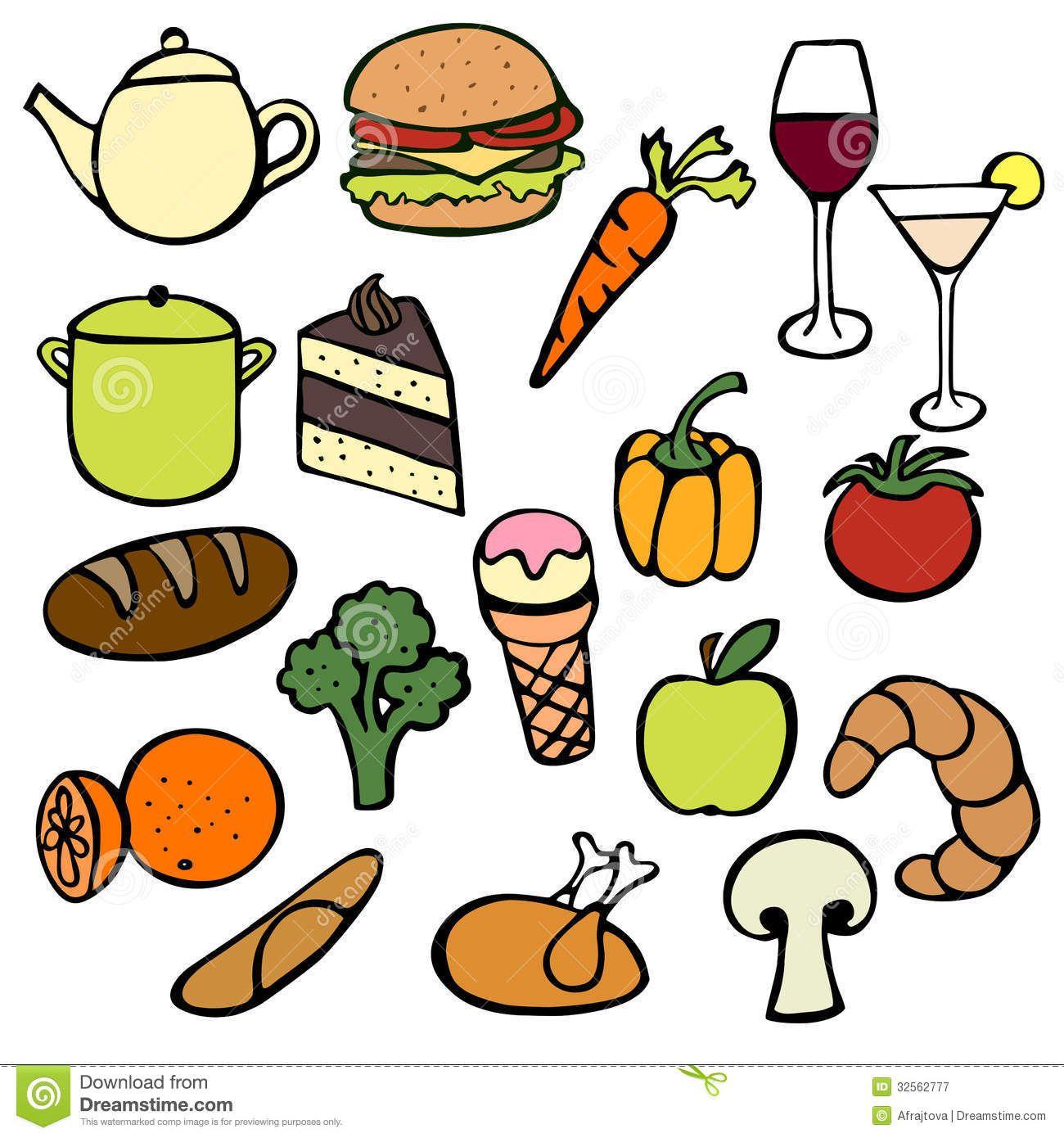 1300x1390 food doodles food doodles smashbookdoodlingart journals