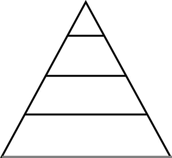 Food Pyramid Drawing   Free download on ClipArtMag