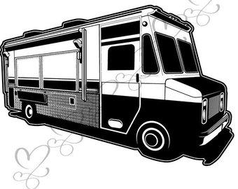 340x270 Food Truck Etsy