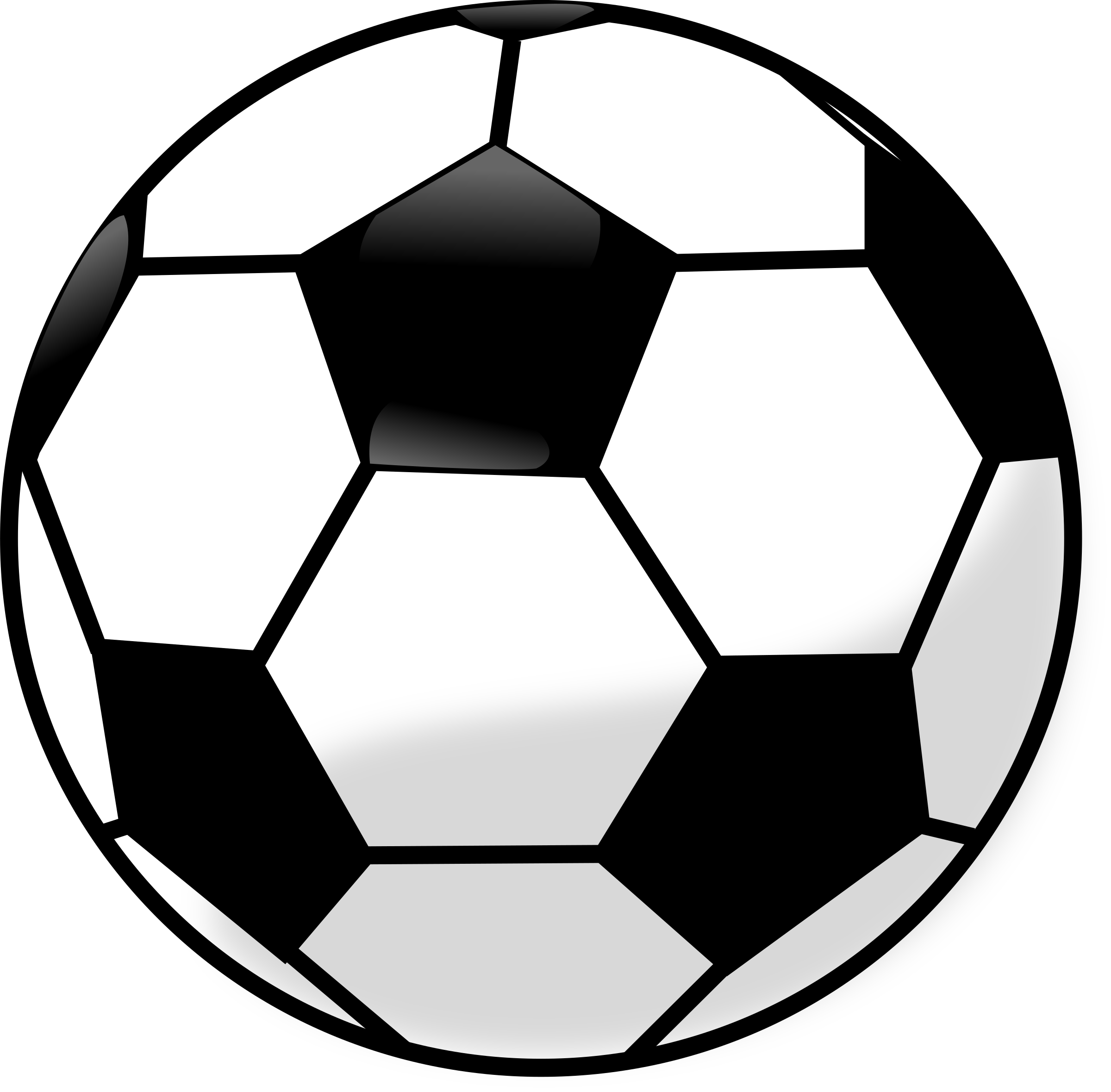 2400x2359 Collection Of Free Football Transparent Cartoon Download On Ui Ex