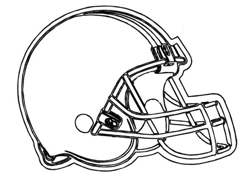 860x600 Football Helmet Clip Art Line Drawing