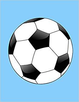 260x336 Buy Football Sketchbook Football Bordered Sketchbook For Kids