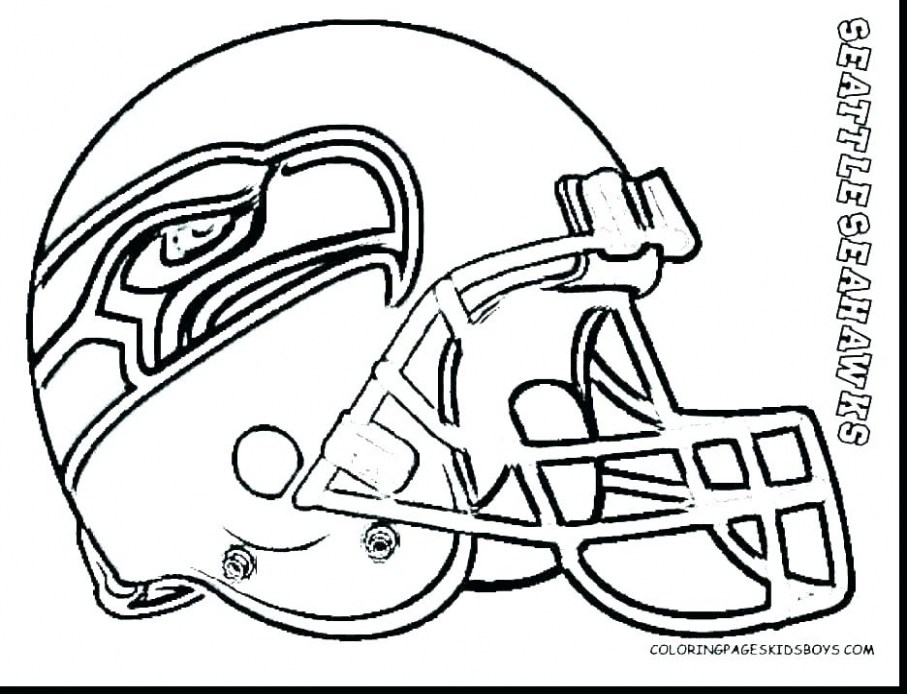 907x694 Football Helmets Coloring Pages Fresh Coloring Pages For Football