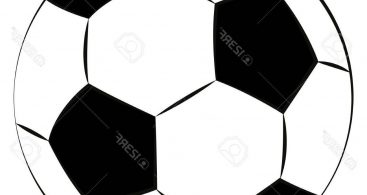 367x195 Football Outline Template Vector Archives