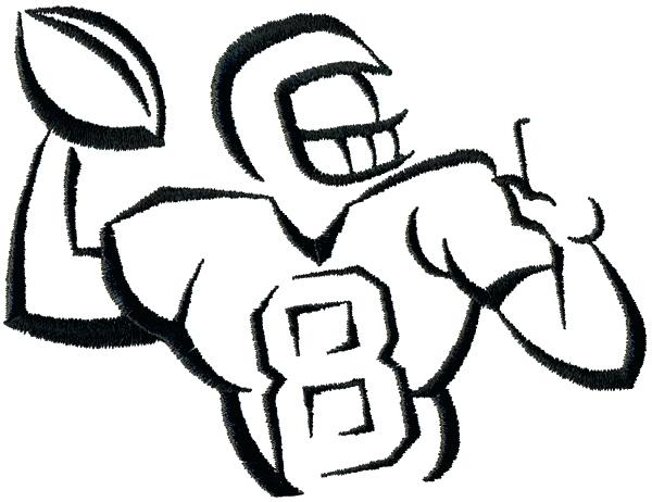 600x462 Free Football Outline Download Free Clip Art Free Clip Art