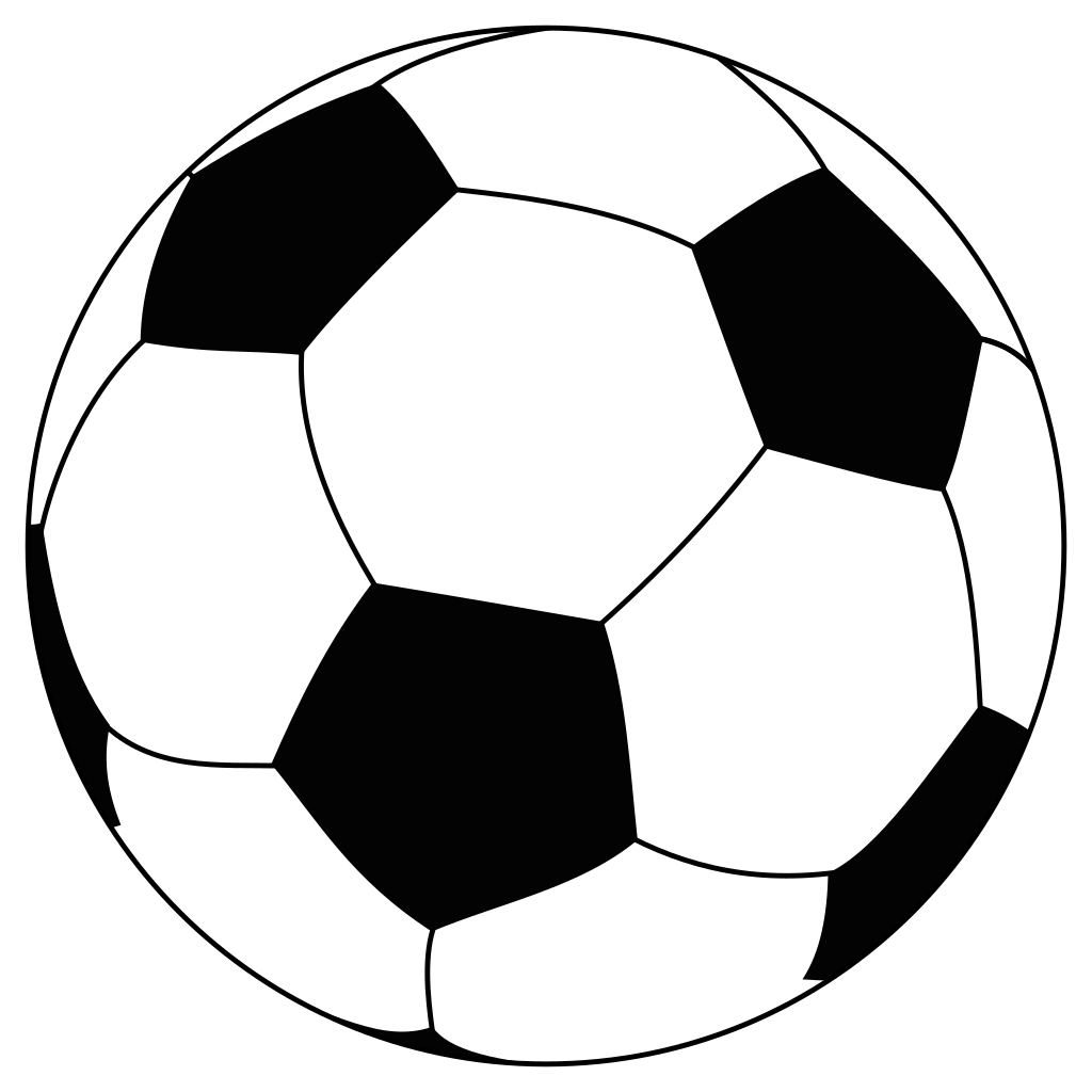 1024x1024 Collection Of Free Football Vector Drawing Download On Ui Ex